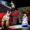 ALICE'S ADVENTURES IN WONDERLAND / Opera Holland Park @The Royal Opera House Linbury Theatre 2015